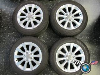 2012 Audi A6 Factory 17 Wheels Tires Rims 58892 4G0601025AG