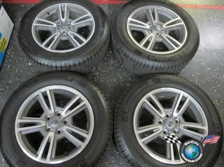 05 12 Ford Mustang Factory 17 Wheels Tires Rims 3808 Michelin