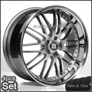 22 inch Mercedes Benz Wheels and Tires Rims S550 Ml
