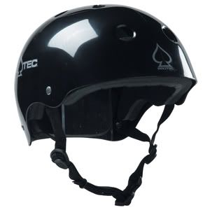Pro Tec Classic CPSC Skate Bike Helmet Black s M L XL