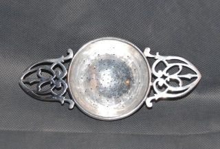 The Merrill Shops Sterling Silver Tea Strainer