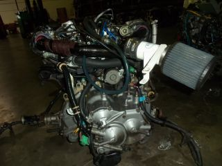 Honda Accord JDM F22B 2 2L SOHC Turbo Non vtec Engine Motor Japanese