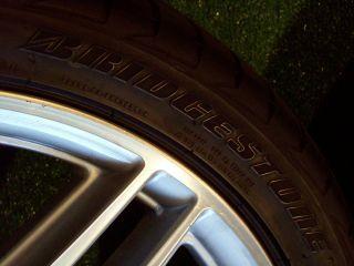 18 Mercedes Factory OEM AMG Wheels Tires for E C Class C250 C300 C350