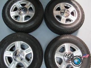 Expedition F150 Factory 17 Wheels Tires Rims OEM 3516 265/70/17 GDY