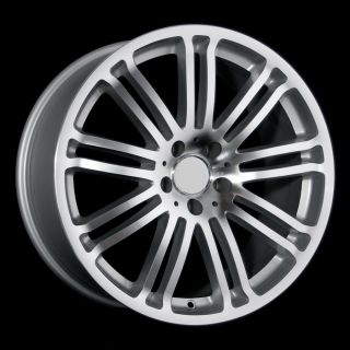 19 Staggered Wheels Rims Fit Mercedes E Class 240 320 350 500 550 55