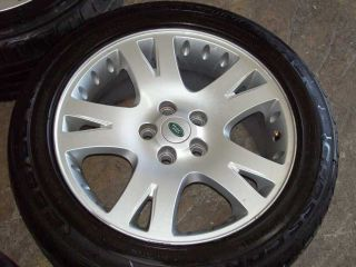 19 Range Land Rover Disco II Wheels Discovery LR3 Tires Factory Sport