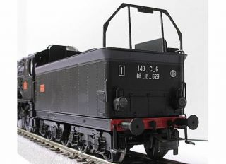 Liliput L101461 L101462 SNCF 140 C Tender 18 Steam Locomotive Dampflok
