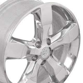 20 Polished Jeep Grand Cherokee Overland Laredo Wheel Rim 9107