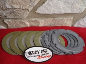 VINTAGE ENERGY ONE HIGH PERFORMANCE CLUTCH SET FOR HARLEY BIG TWIN
