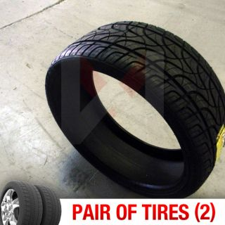 Set of 2) New 305/30R26 Fullway HS288 Two Tires (1 Pair) 305 30 26