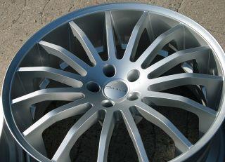 Giovanna Martuni 22 Silver Rims Wheels Lexus LS460 Stag