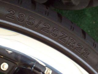 22 Niche Spa Wheels Black Mercedes s CL Class S550 CL550 S600 CL600
