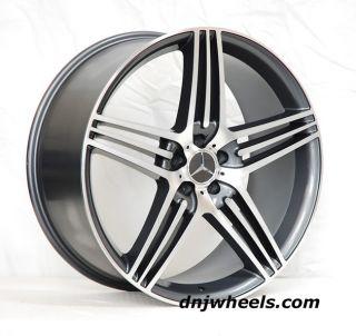 Mercedes AMG SL500 SL550 SL55 CLS500 CLS550 CLS55 Wheels Tires