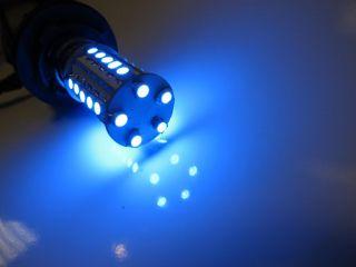 3157 3057 4157 LED Turn Signal 30 LEDs Bulbs Blue 2