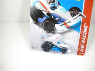 2013 New Model Hot Wheels Racing Tarmac Attack