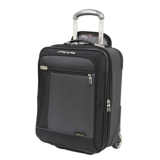 Ricardo Beverly Hills Luggage 17 Expandable Wheelaboard Charcoal
