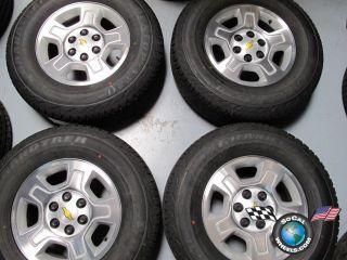 Tahoe Factory 17 Wheels Tires Rims 1500 Suburban Silverado 5295