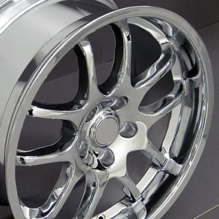 18 Rim Fits Infinti G35 Chrome Spoke Wheel 18 x 9