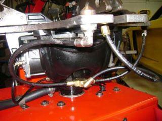 Coats 7065EX Tire Changer Coats 1050 Wheel Balancer Rim Clamp