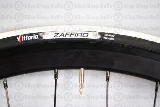 Vittoria Zaffiro II Tire 700x23 White Road Track Fixed