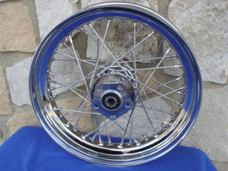 16x3 40 Spoke Wheel Parts for Harley Shovelhead and Sportster 1973 84