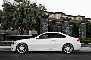 gs350 GS450 GS Concept One CS10 Staggered Silver Wheels Rims