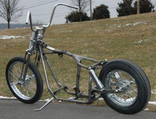 Chopper Bobber Harley Swingarm Frame Rolling Chassis