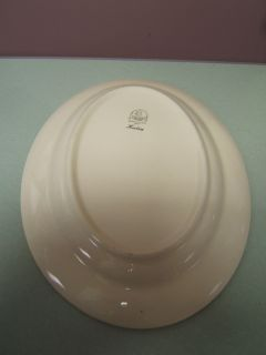 Edwin Knowles Hostess China KNO395 Oval Platter