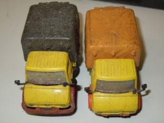Corgi Mercedes Benz Unimog 406 Diecast Trucks Cars w Canopy 4