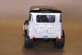 RC 1 10 Tamiya Truck Toyota FJ40 Land Cruiser 2 4GHz RTR