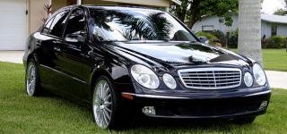 19 M Mercedes C CLK s CL SL CLS 550 Class Wheels Tires