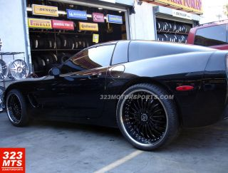 22 Alpina Rims Caprice Camaro Impala Wheels BMW