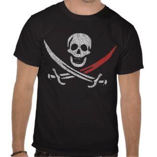 Jolly Roger BloodTip Vintage Whitebeard Tshirt