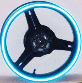 Plasma Blue Kawi Reflective Rim Stripe Wheel Decal Tape