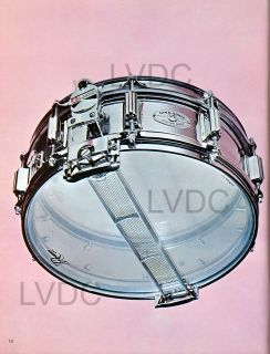 1960s VINTAGE ROGERS DYNA.SONIC 14x 5 SNARE DRUM*LOW SERIAL # 8945