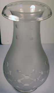 Antique Tall 11 Solar /Astral / Argand Liverpool Shape Oil Lamp Shade