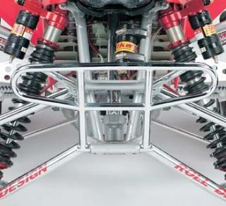 Duncan Chrome Front Bumper TRX400EX 400EX 99 00 01 02 03