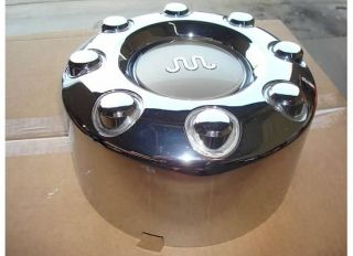 05 12 Ford F350 F450 King Ranch OEM Dually CENTER CAP Chrome Hub REAR