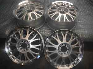02 Chrysler PT Cruiser Aftermarket 16 Wheel Rim Set
