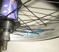 16 Stingray Chopper Style Bicycle Aluminum Rim Wheel Parts JJ2