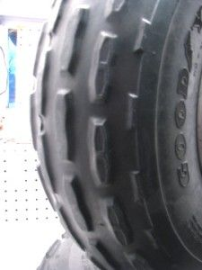 Polaris 400L 2x4 400 Front Wheels Tires Xpress Trail Blazer ATV 23 x 7