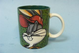 Collecable Vinage Bugs Bunny Looney unes Coffee ea Ceramic Mug Cup