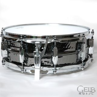 Ludwig 5 x 14 Black Beauty Snare Drum LB416KB