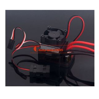 320A High Voltag ESC Brushed Speed Controller RC Car Truck Buggy Boat