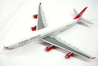Dragon Wings Virgin Atlantic Airbus A340 300 A340 311