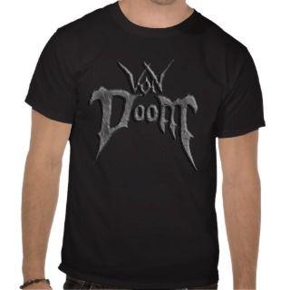 Von Doom T Shirt #2