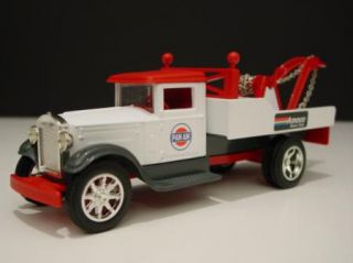 Ertl Pan Am Amoco International Wrecker Diecast Tow Truck Wrecker Bank