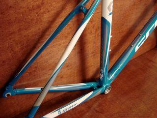 Scott Contessa Speedster 35 Road Bike Frame 52cm New