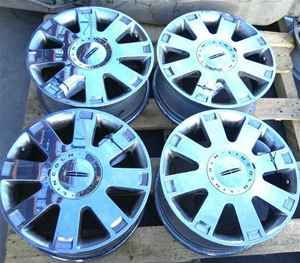 03 04 05 Lincoln LS 17x7 5 Aluminum Wheel Rims Set
