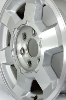 Alloy 17 GMC Sierra Yukon Wheel 5193 89038690